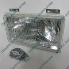 pair headlights talbot express fiat ducato peugeot j5 daf 45 hymer