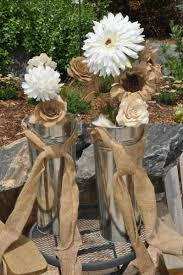 Galvanised Vases Additional Decorations I U0027m Party Trained So You Don U0027t Have To Be