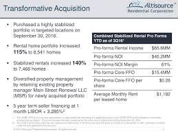 altisource residential corp 2016 q3 results earnings call