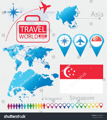Map Of Singapore Map Of Singapore Asia You Can See A Map Of Many Places On The