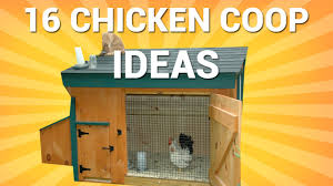 House For Plans Chicken Coop Designs 16 Beautiful Chicken Houses Ideas For Plans