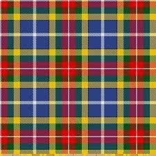 tartan pattern a collection of international tartans by david mcgill