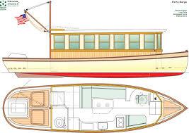 Houseboat Floor Plans Houseboat Plans Grice