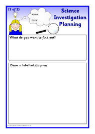 primary science investigations teaching resources and printables