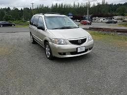 mazda mpv minivan in washington for sale used cars on buysellsearch