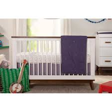 Hudson 3 In 1 Convertible Crib With Toddler Rail by Babyletto Hudson Crib Height Babyletto Hudson 3in1 Convertible