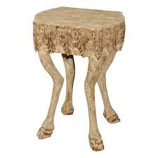 animal leg side table 75 best eco friendly side tables end tables and nightstands on