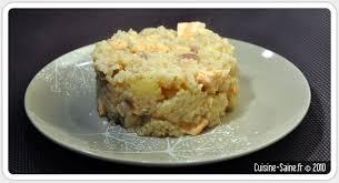 cuisiner des panais recette bio saumon façon risotto de panais cuisine saine