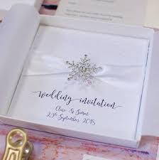 snowflake wedding invitations snowflake wedding invitations lilbibby