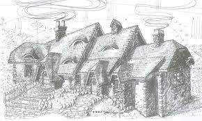 Small English Cottage Plans Old English Cottage House Plans With Fairy Houses A
