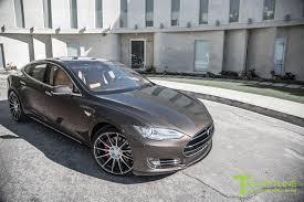 brown tesla model s 1 0 custom ferrari tan interior u2013 tsportline