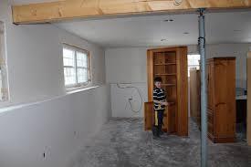 designer decor basement construction
