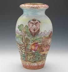 Capodimonte Vases Antique Capodimonte Vase 02 21 15 Sold 471 5