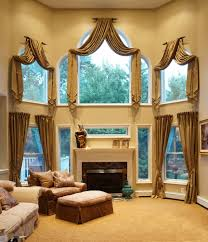 Curtain For Living Room by How To Decorate With Two Story Curtains My Decorating Tips