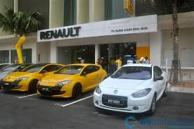 renault malaysia tcec opens new renault showroom in glenmarie wemotor com
