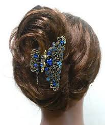 Decorative Hair Claws Metal Hair Claw Ebay