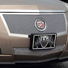 2011 cadillac cts grille cadillac cts sedan easy install mesh grille 2008 2009 2010