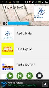 algerie live radio android apps on google play