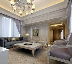 Fancy Living Room by 3d Posh Living Room With Balcony Cgtrader