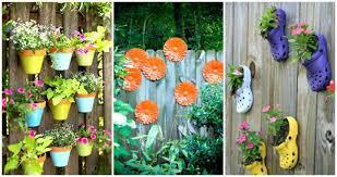 25 diy fence decorating ideas u0026 projects diy u0026 crafts