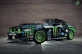 ford rtr mustang vaughn gittin jr reveals mustang rtr livery for 2013 formula