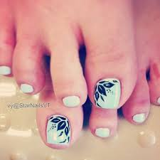12 nail art ideas for your toes simple toe nails toe nail art