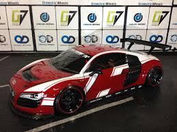 lexus rc drift car carbon fiber wheels oak man designs