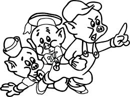 pigs piglets coloring pages pig piglet colouring popular pigs