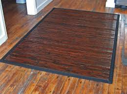 Bamboo Area Rug Bamboo Rugs Bamboo Rug For Dining Room