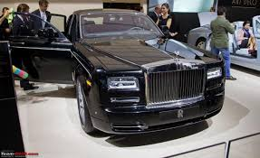 rolls royce phantom price rolls royce phantom series ii launched rs 4 50 crores to rs 5 10