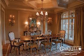 french chateau house plans garrell associates inc mon chateau house plan 07386 dining room
