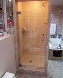 Glass Shower Door Pictures by Single Glass Shower Door Top Ue9 Belmont Sife