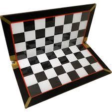 diaxi folding chess board