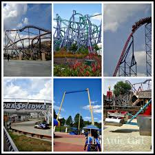 Six Flags Usa Maryland Tips For Six Flags America Family Fun Usfg Sponsored The Attic