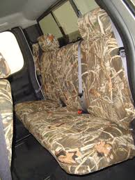 Realtree Bench Seat Covers Chevrolet Suburban Realtree Seat Covers Rear Seats Wet Okole Hawaii