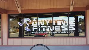 tnt signs and graphics window decals rohnert park anytime fitness