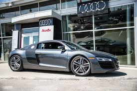 Audi R8 Manual - used 2014 audi r8 coupe rare manual transmission in winnipeg mb