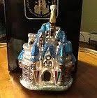 retired 1998 christopher radko blown glass cinderella castle