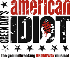 american idiot performed by dare to go theatre u201d at morecambe