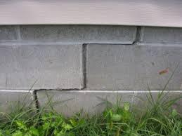 Block Basement Wall Repair by Foundation Repair Foundation Repair Waterproofing And Concrete