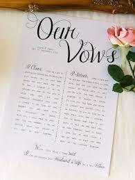 best 25 personal wedding vows ideas on pinterest wedding vows