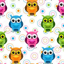 owl halloween background animal print rosa y blanco buscar con google productos que