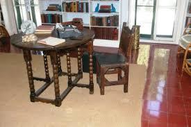 Hemingway Desk Hemingway Travel Writers Tales