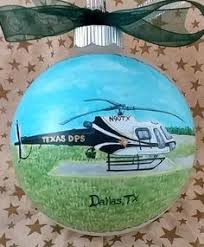 cardboard helicopter ornament ornaments