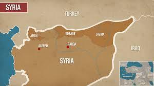 Azaz Syria Via Google Maps by Turkey Is Targeting Afrin To Send A Message To Syria U0027s Kurds