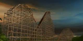 Six Flag Illinois New Six Flags Great America Roller Coaster Goliath Will Be A