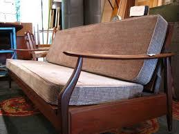 Marvelous Vintage Mid Century Modern Sofa - Midcentury sofas