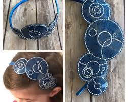 doctor headband doctor who headband etsy