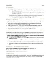 resume font and size 2015 videos marketing resumes sles