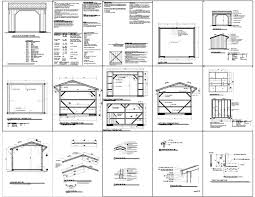 Free Barn Plans Here Free Horse Shelter Plans Trony